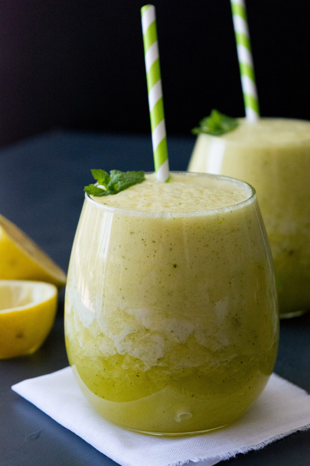 Pineapple Mojito Smoothie
