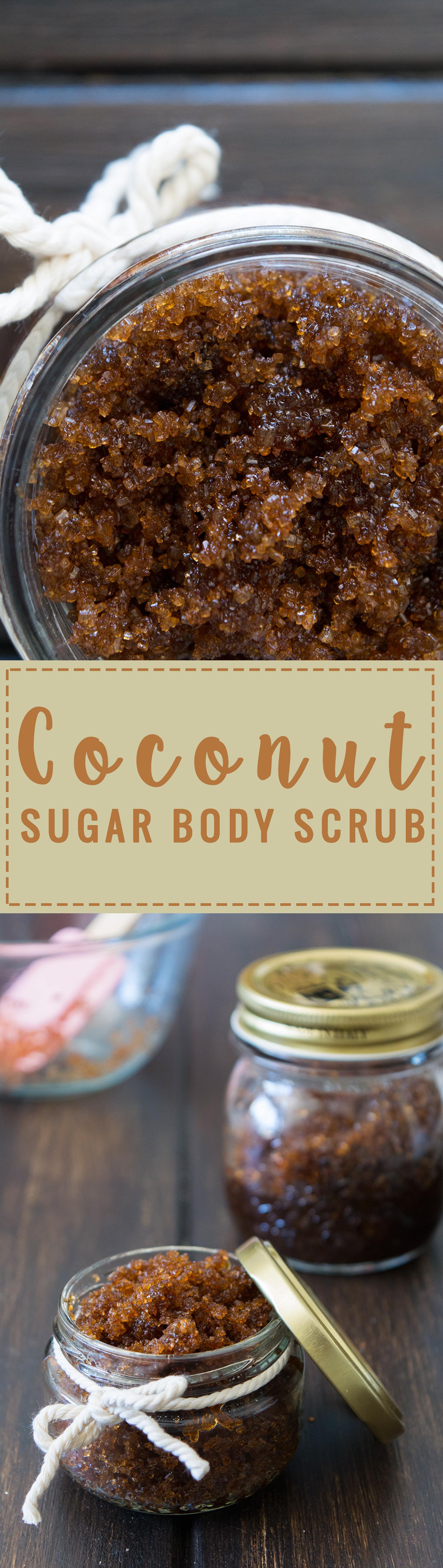 Sugar Body Scrub