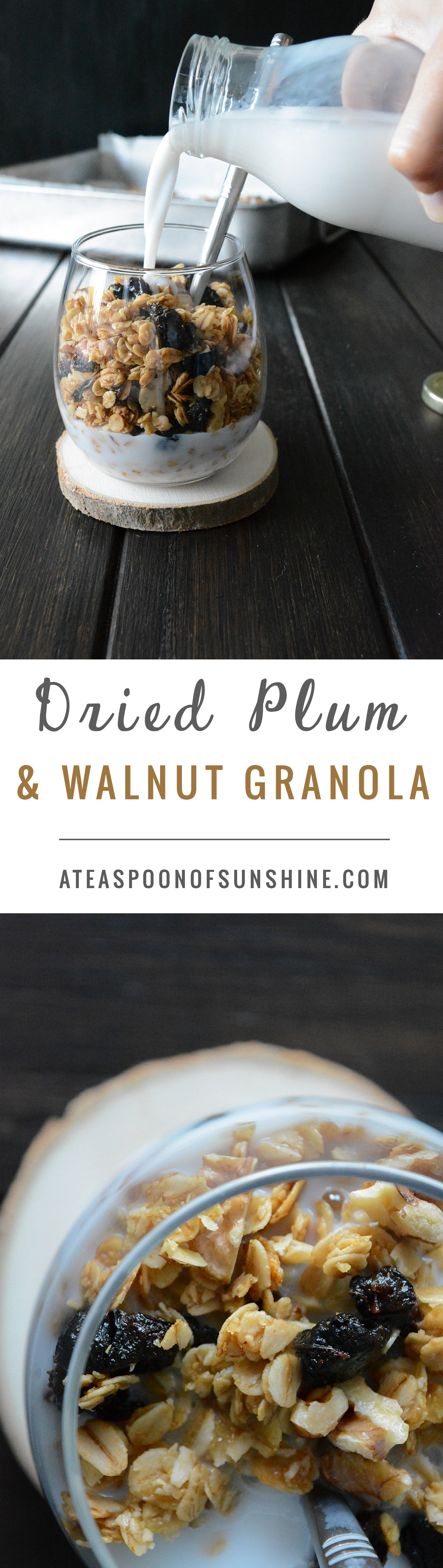 Walnut Granola